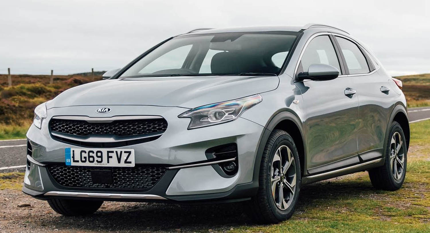 KIA XCeed – A Combination Between SUV practicality Adsporty packaging