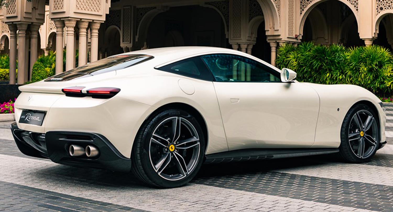 Ferrari Roma – Harmonious Proportions and Elegant Balance