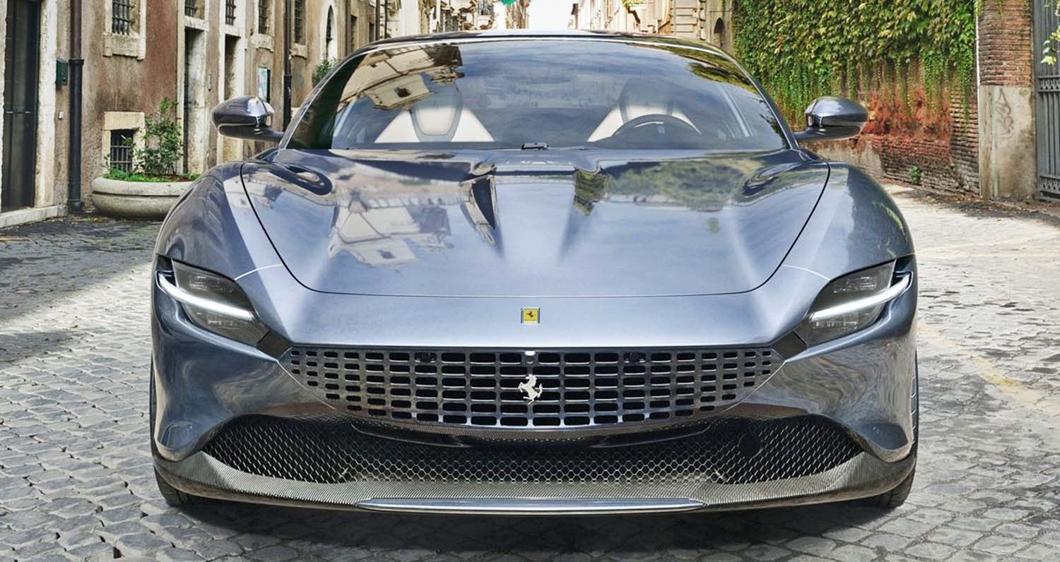 Results Exceed Expectations For Ferrari In 2020 Covid-19 Downturn Offset By Recovery In H2