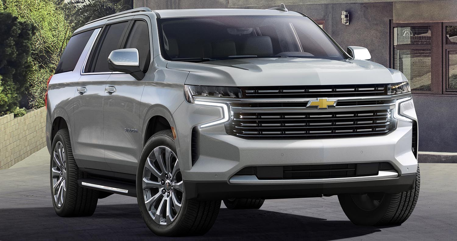 2021 Chevrolet Tahoe – The ultimate SUV