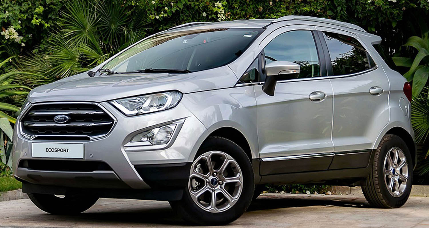 Ford EcoSport – Visually Efficient Design Complements Established Family-Friendly On-Road Capability