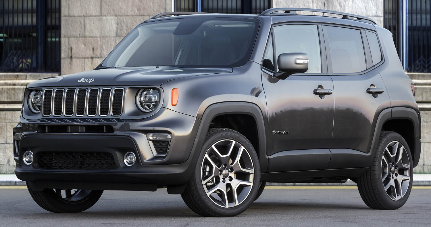 Jeep Renegade – The Successful And Stylish B-SUV Built In Italy