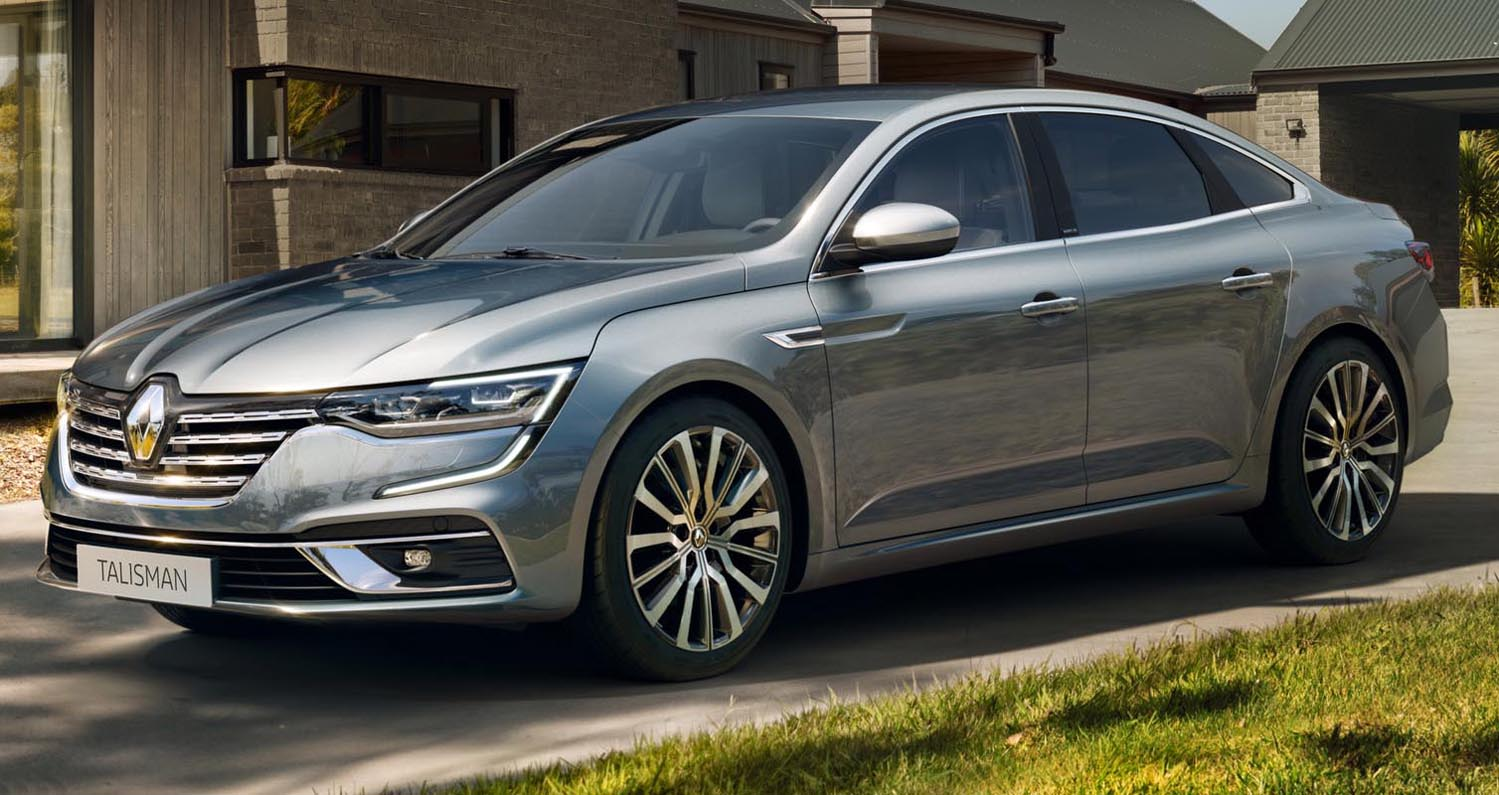 Renault Talisman – New Technologies For Added Comfort And Safety