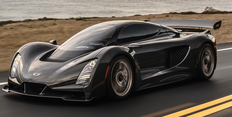 أسرع السيارات في العالم من حيث التسارع – تصنيف 2020