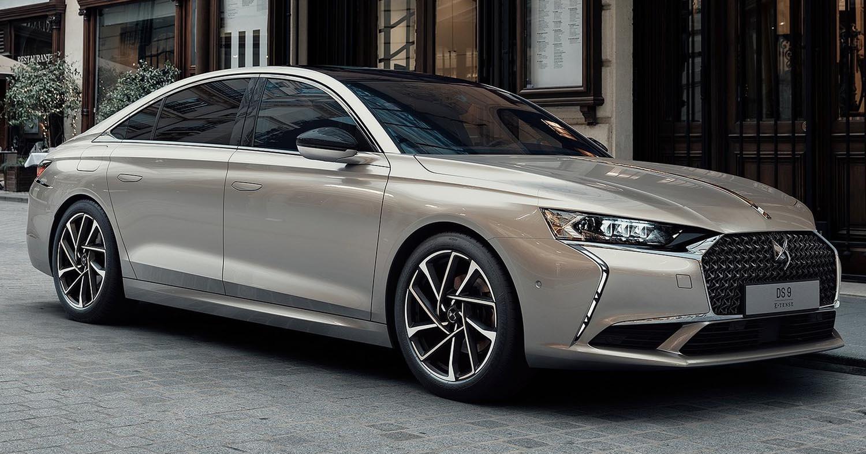 DS 9 – The French Luxury Sedan