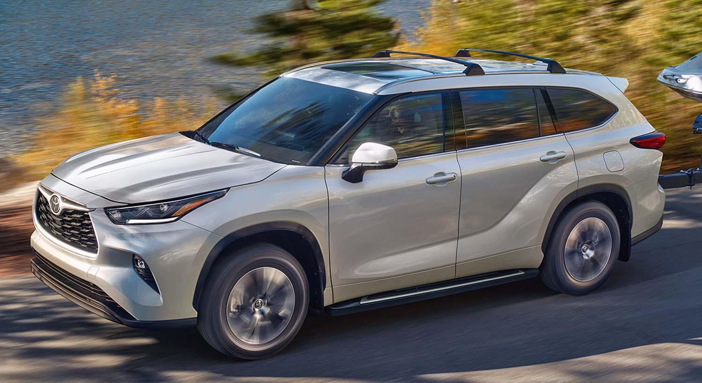 Toyota Highlander XSE (2021)