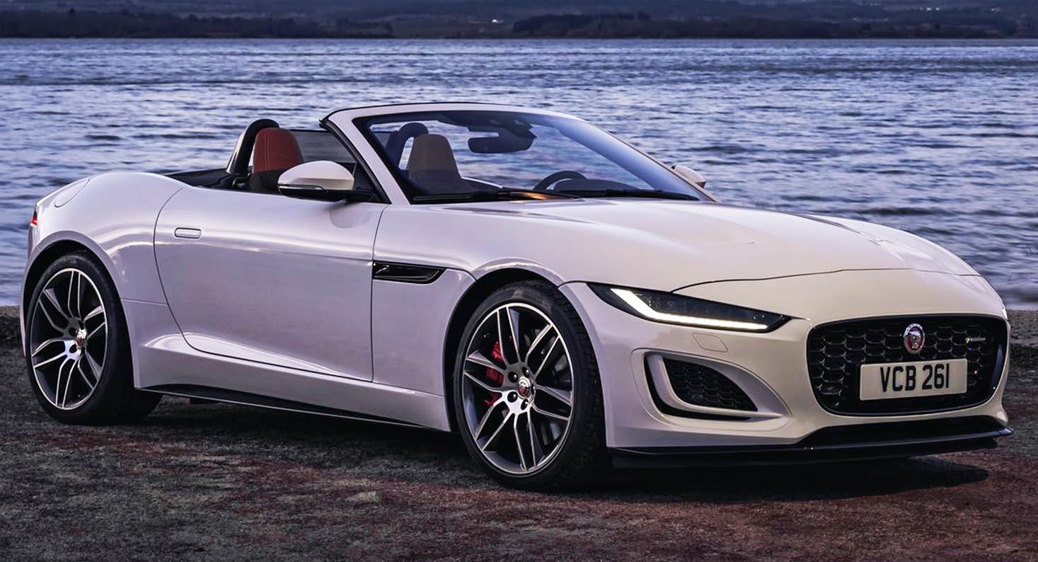 الطاير للسيارات تنال شهادات آيزو Jaguar-F-Type_Conver