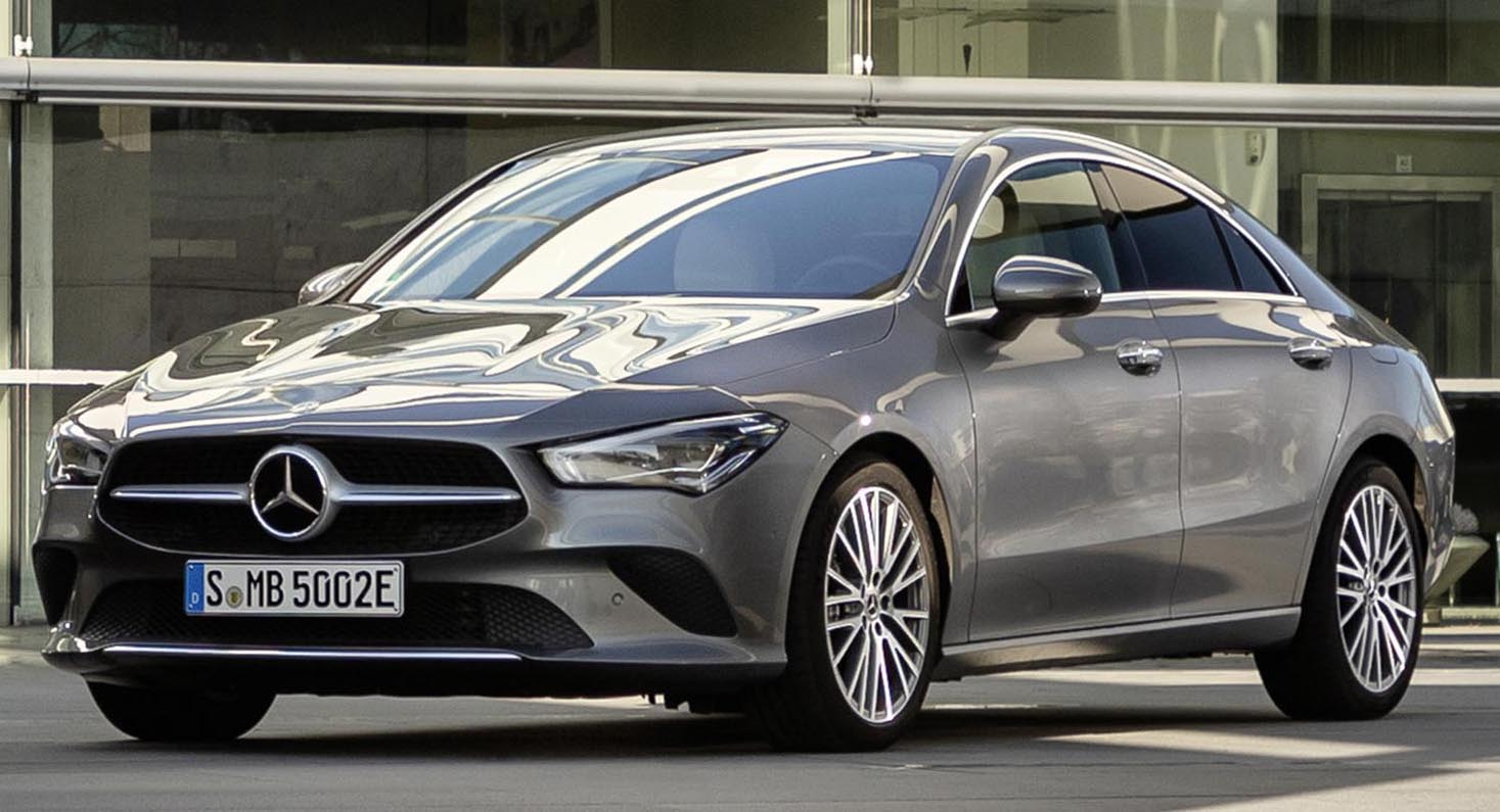 2021 Mercedes CLA 250 Concept and Review