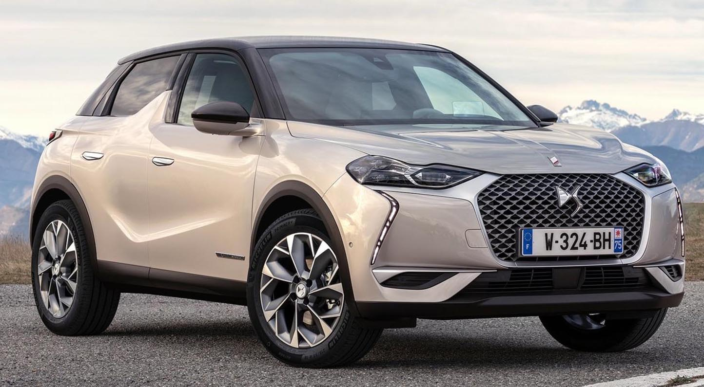 DS3 Crossback e-Tans – The Luxury Compact Electric Crossover