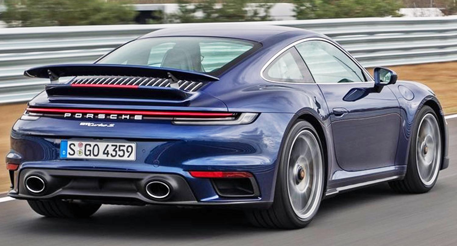 In The First Six Months Of 2021 Porsche Delivers 31 Percent More Vehicles