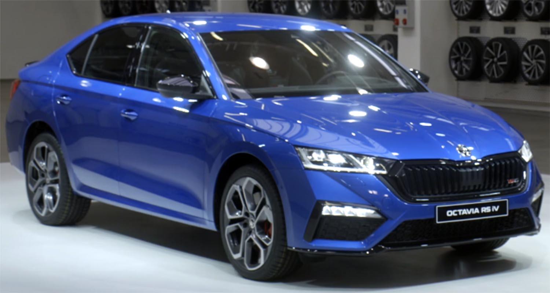 Škoda Auto Manufactures 100,000th iV Vehicle