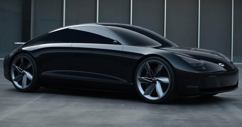 هيونداي بروفيسي 2021 الكهربائية الجديدة تماماً – أجمل تصاميم السيارات العابرة للزمن