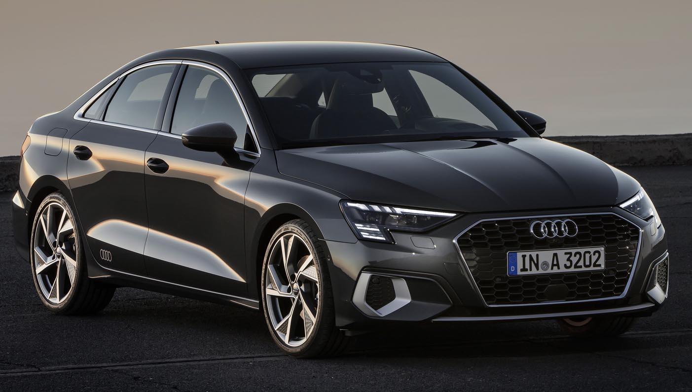 أودي آي3 سيدان 2021 الجديدة كلياً – السيارة العائلية المدمجة الأكثر أناقة