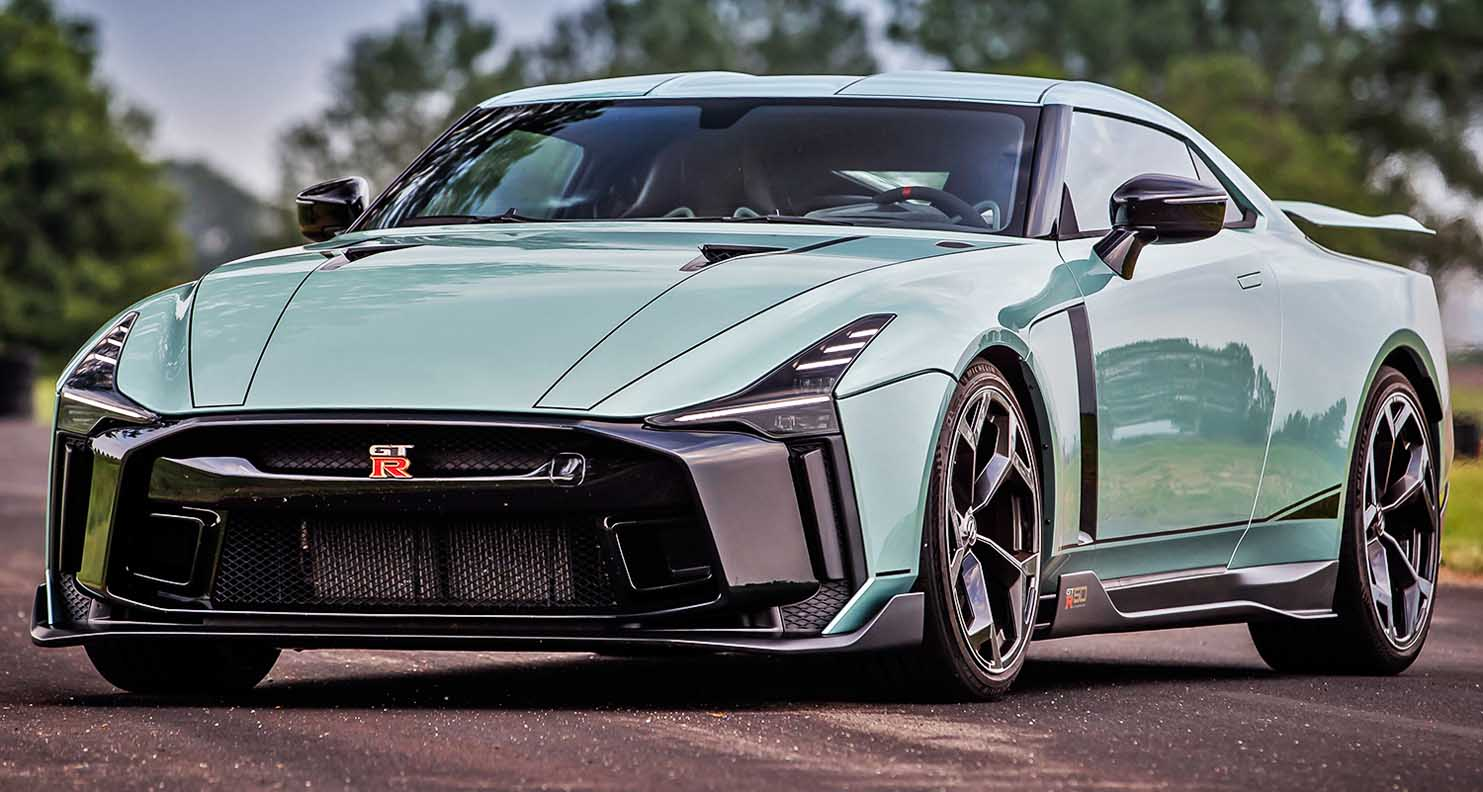 Nissan GT-R50 by Italdesign – The Joint Japanese-Italian Masterpiece