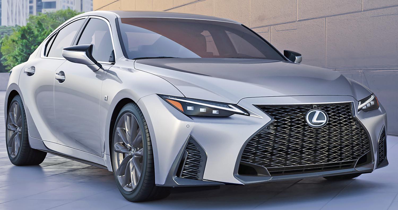 Top Lexus Sedan Models