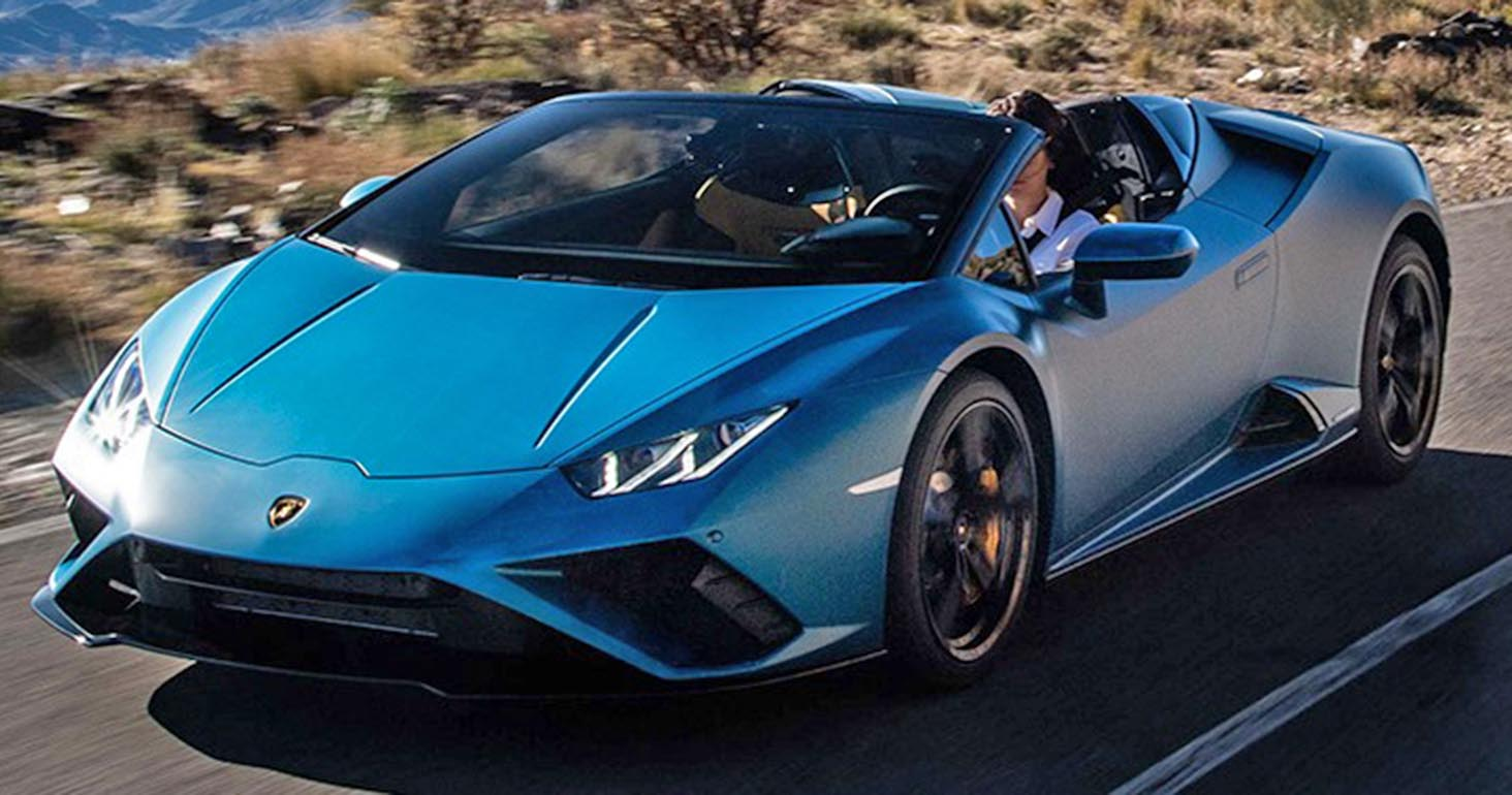 لامبورغيني تقدم: الطابع الرقمي الجديد الخاص بسياراتها بالتعاون مع بِتستامبس