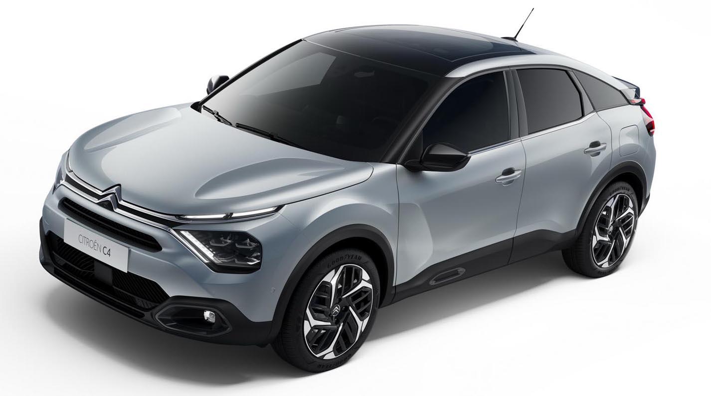 سيتروين سي4 الجديدة كلياً 2021 – سيارة عصرية لا مثيل لفئتها الى اليوم