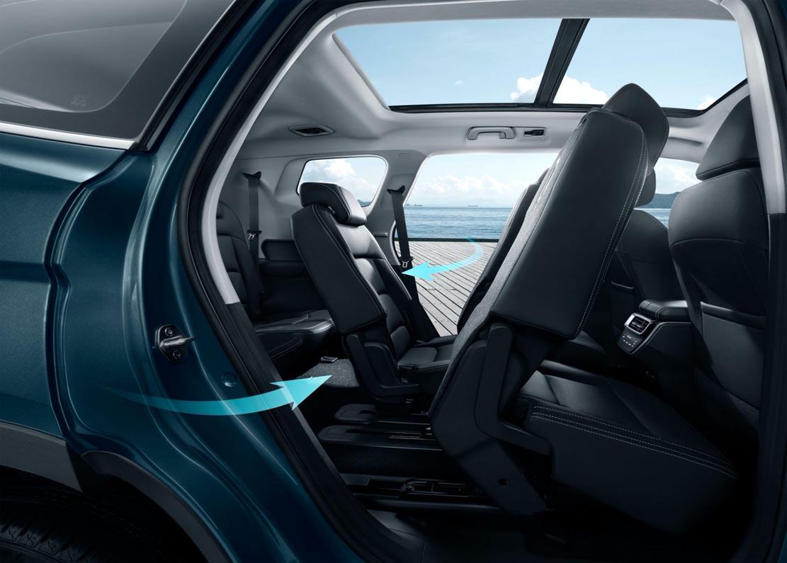 جيلي هاو يو 2021 الجديدة بالكامل – سيارة الدفع الرباعي العائلية الفاخرة بكل معنى الكلمة