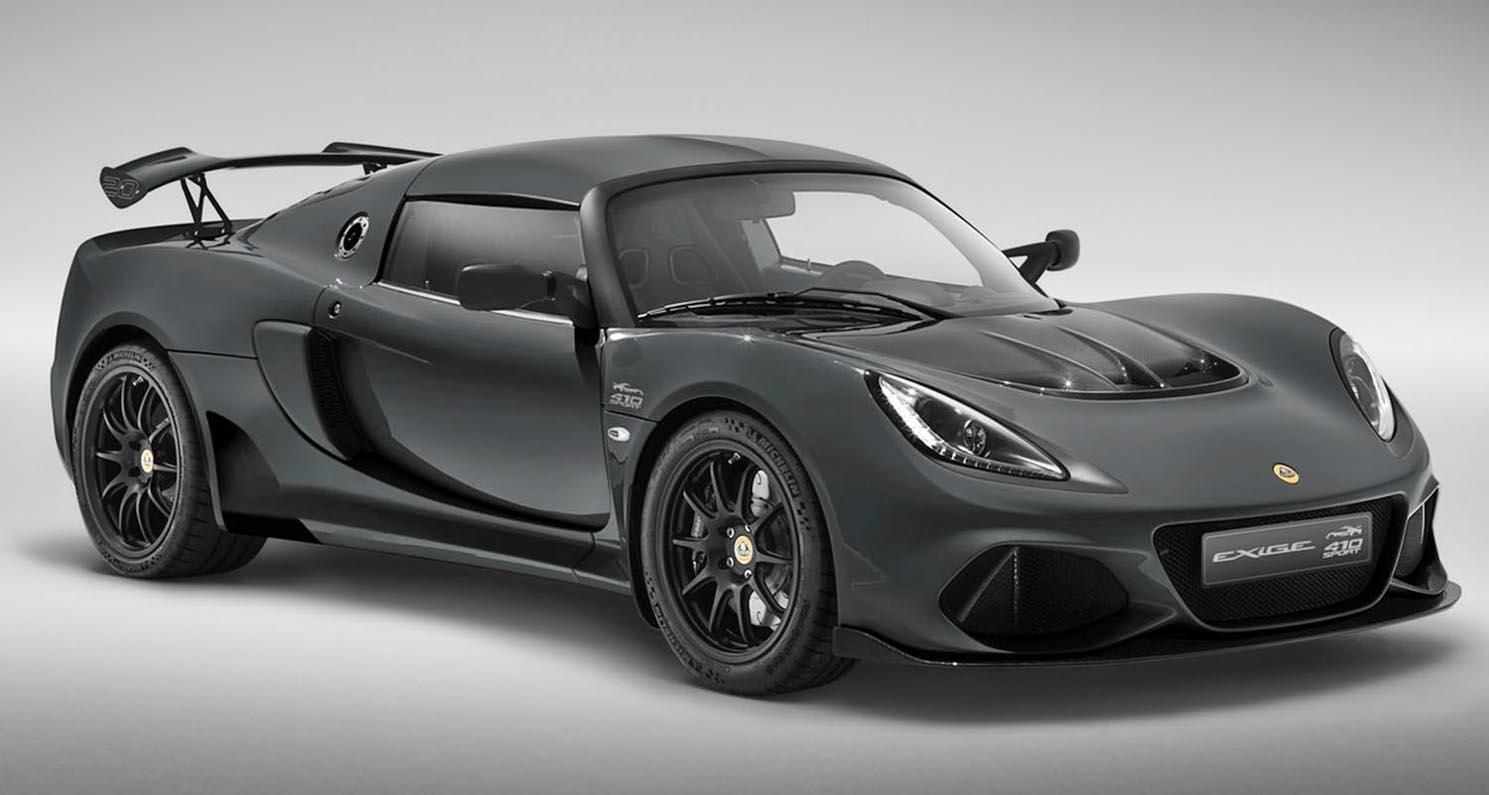 لوتس أكزيج سبورت410 الجديدة 2020 – النسخة الاحتفالية بالعيد العشرين للسيارة الرياضية الخطيرة