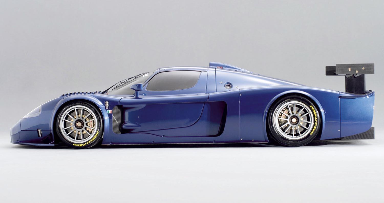 مازيراتي أم سي 12 كورسا – أقوى أصوات محركات ال V12 الصارخة