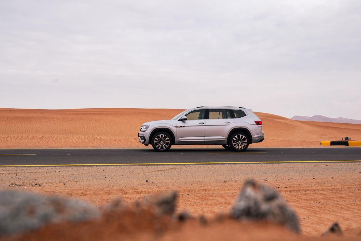 فولكس واغن تيرامونت تصبح السيارة الأعلى مبيعاً للعلامة في الشرق الأوسط