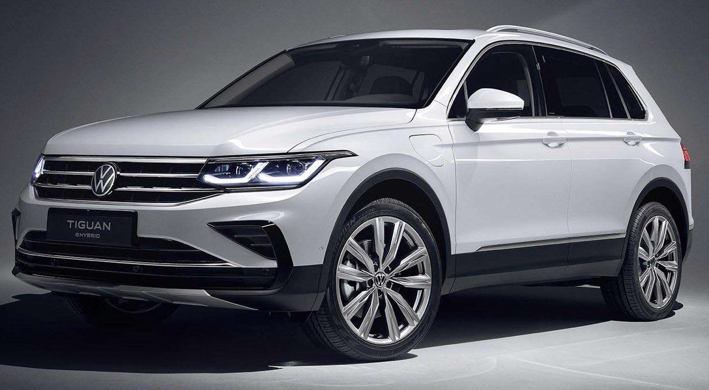 The New Volkswagen Tiguan 2021 – Sharp Style And Progressive Technology Coming Soon To The Bahrain