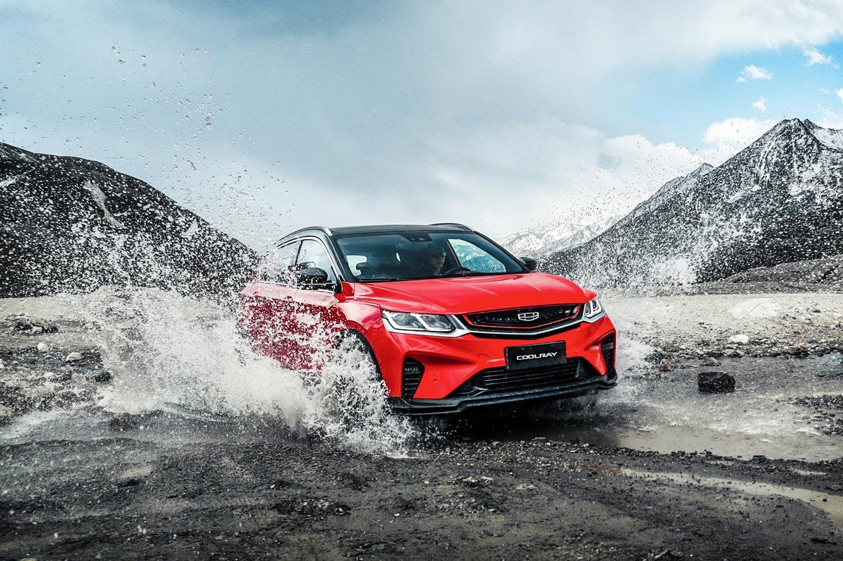 حجم مبيعات شركة جيلي للسيارات لشهر يونيو 2020 يتخطى ال 110 ألاف سيارة
