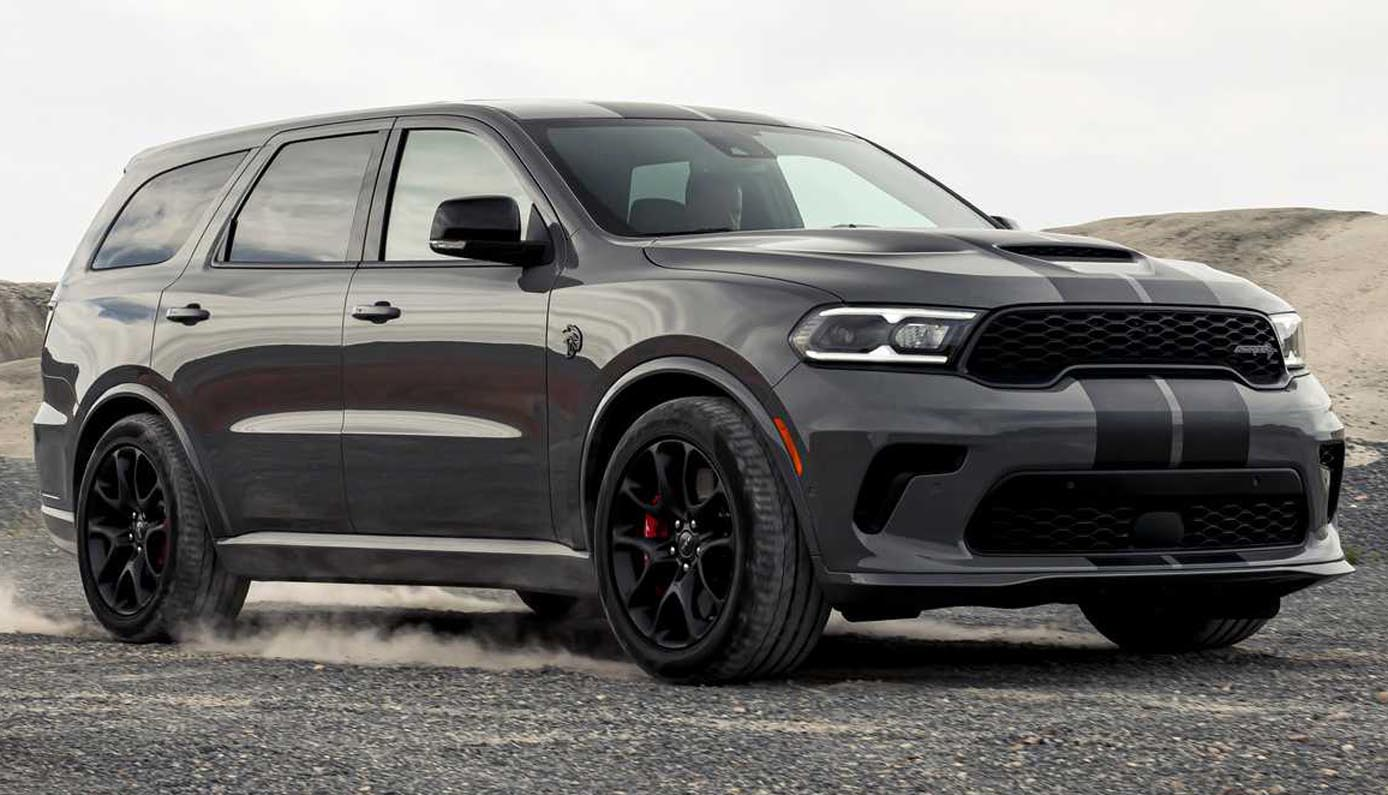 Dodge Durango SRT Hellcat 2021 – A Muscle SUV For Muscle Car People With Families