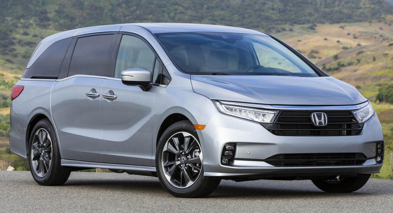 Honda Odyssey 2021 – the Ideal Family Vehicle