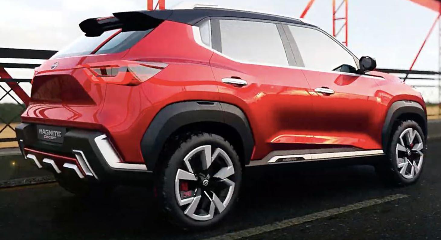 نيسان ماغنايت 2021 الجديدة بالكامل – أصغر سيارات الدفع الرباعي من الصانع الياباني بتقنيات مستقبلية وتصميم مميز