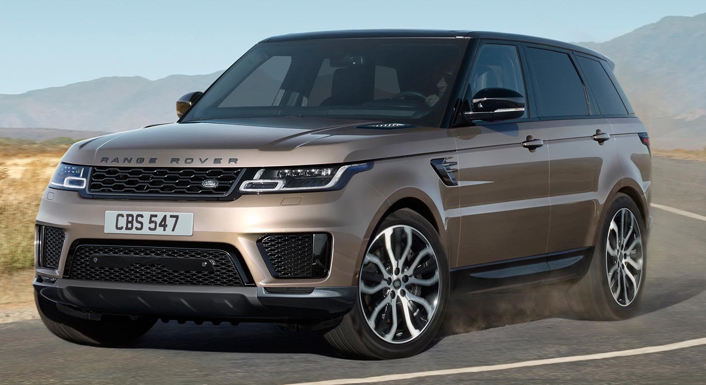 Range Rover Sport (2021) – Land Rover's Most Dynamic Model Ever