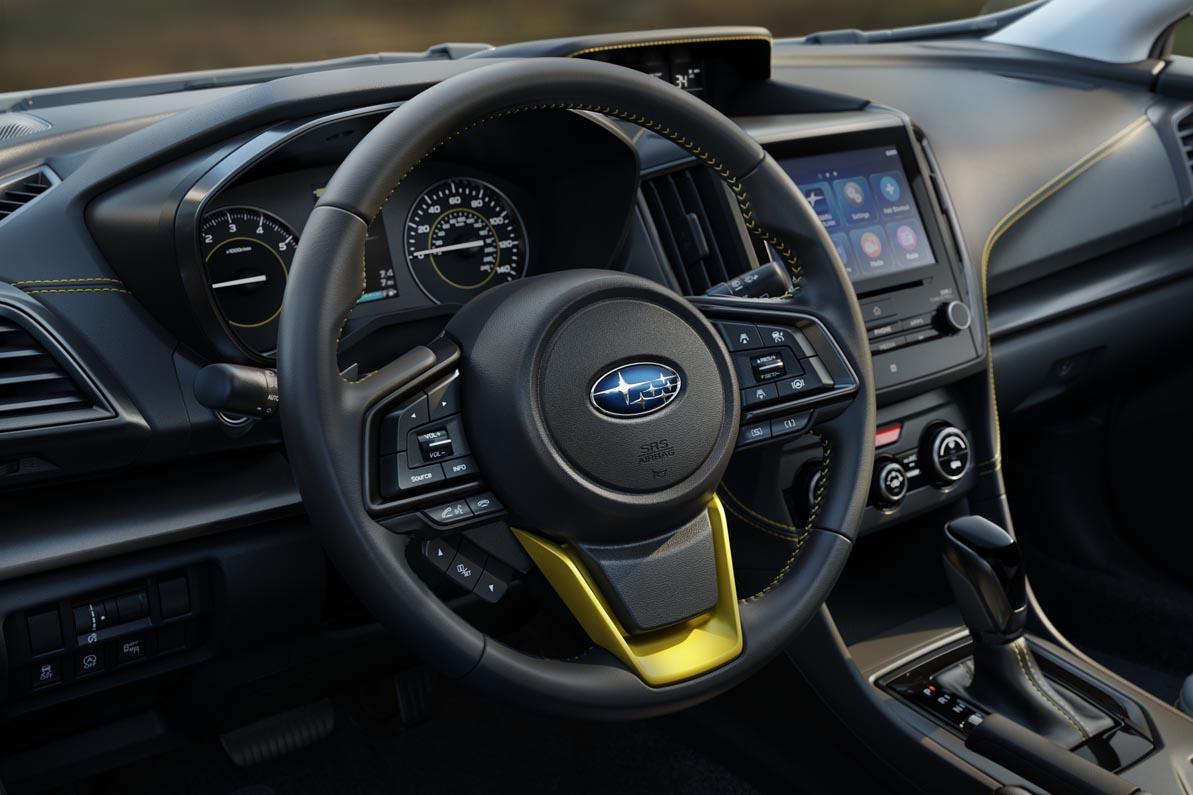 سوبارو أكس في 2021 الجديدة – تحسينات جمالية عصرية وعملانية لسيارة الدفع الرباعي الصغيرة المميزة