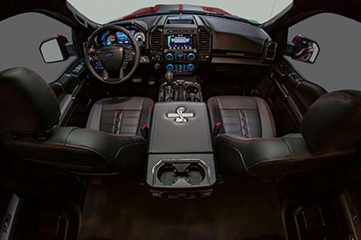 فورد شيلبي أف150 سوبر سنايك 2020 الجديدة – البيك أب المجنونة بقوة 770 حصان