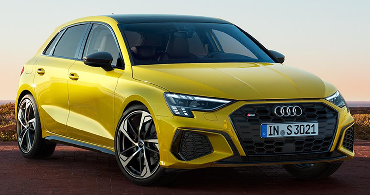 Audi S3 Sportback 2021 – For The First Time In The Middle East