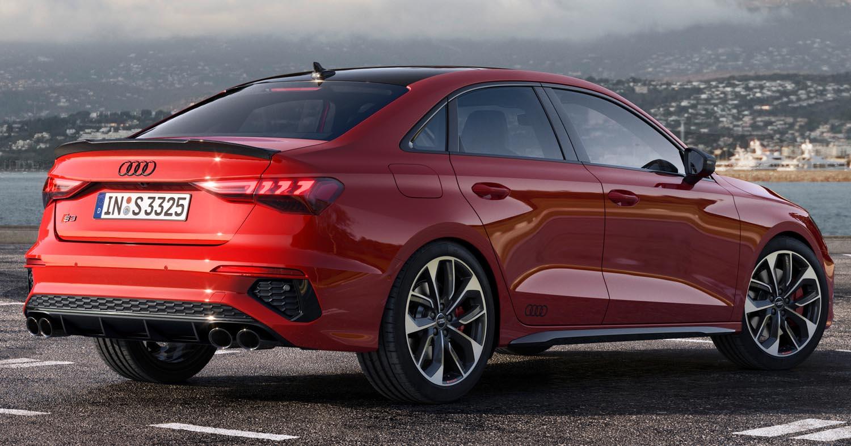 Audi Middle-East Introduces The All-New Audi S3 Sedan