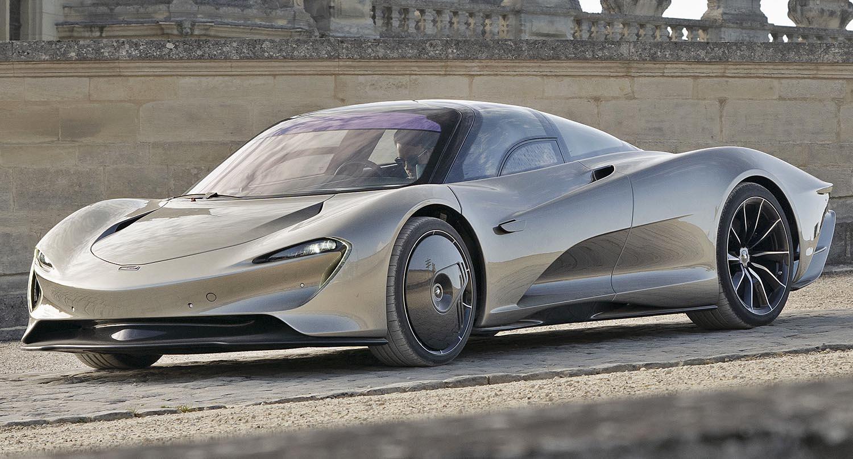 McLaren Speedtail – The Ultimate Hyper-GT