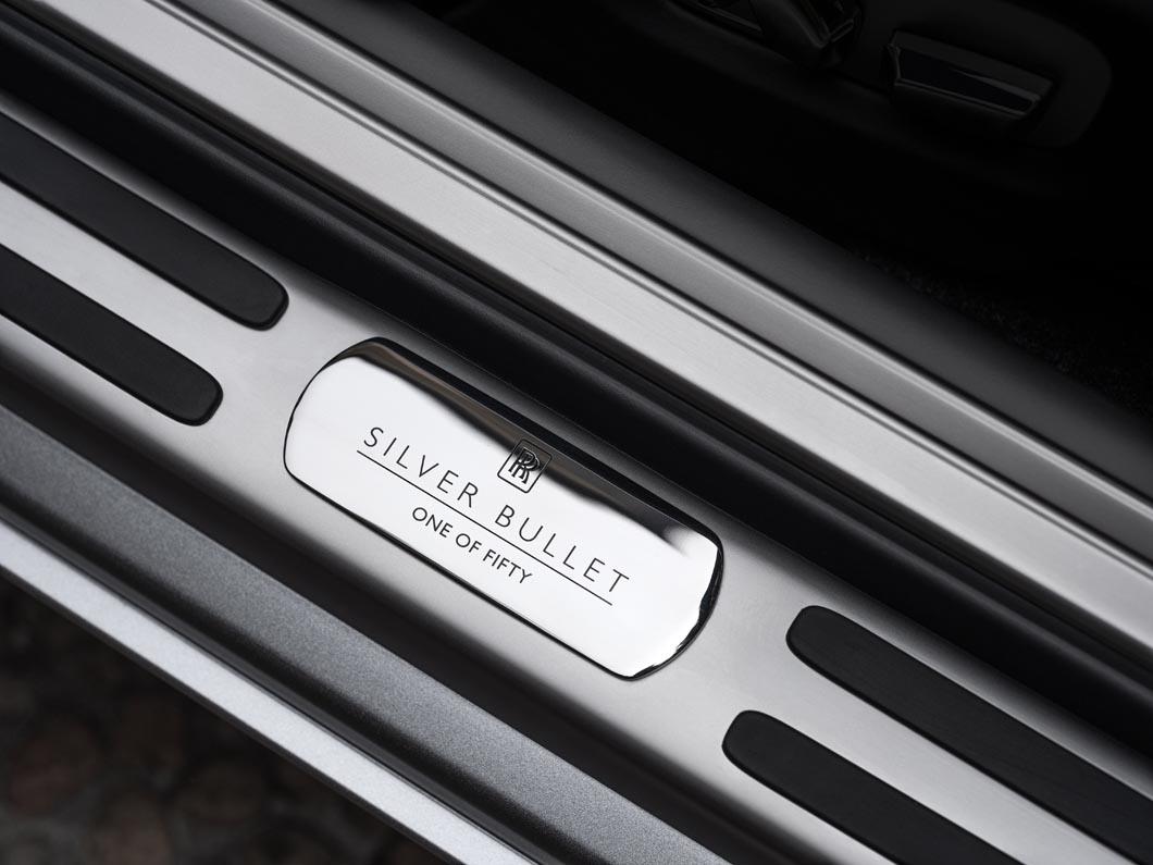 رولز رويس سيلفر بوليت 2020 الجديدة – الرصاصة الفضية المكشوفة الفاخرة