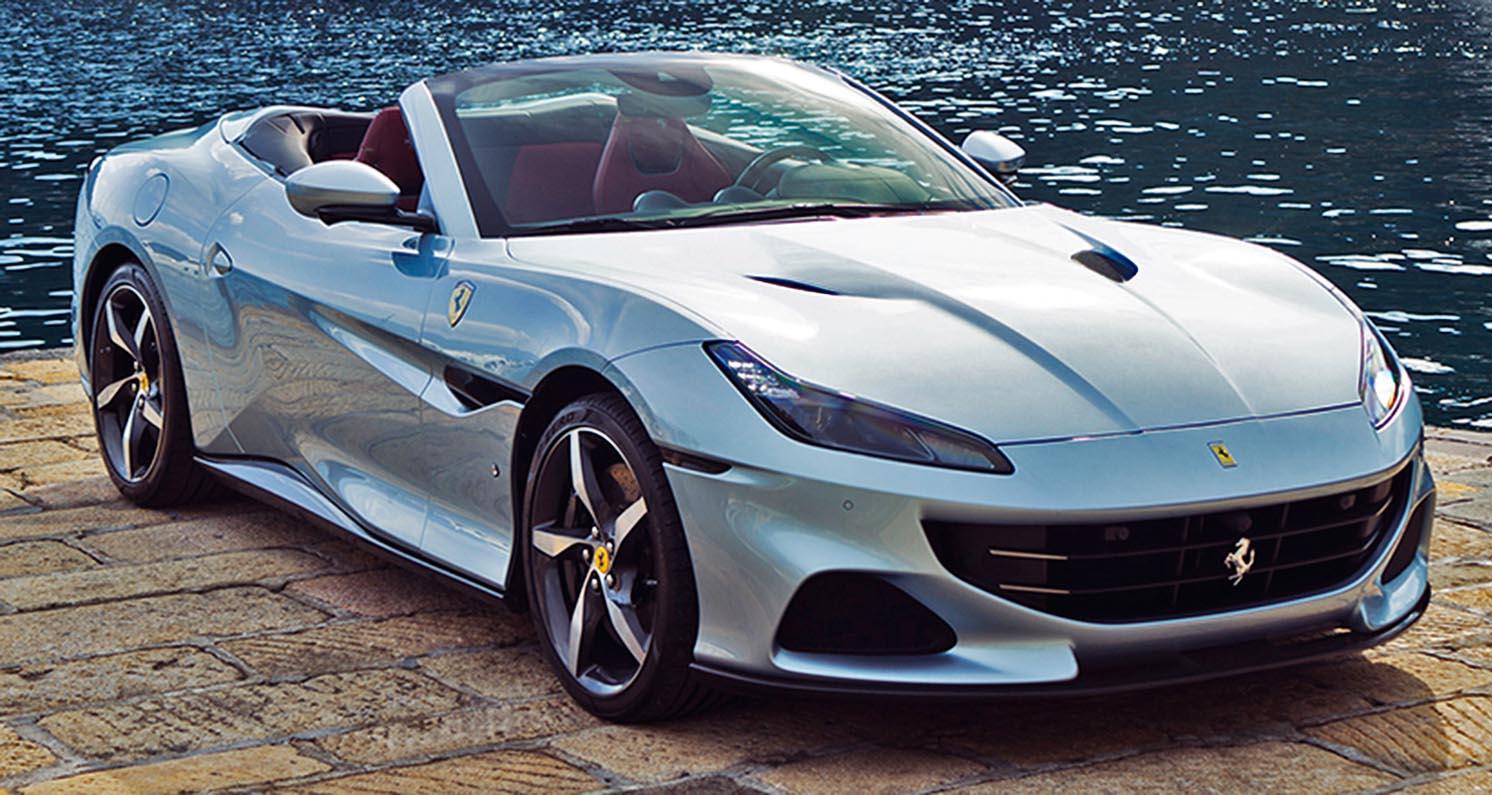 Ferrari Portofino M – The Evolution Of The Prancing Horse's GT spider