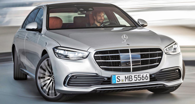 مرسيدس بنز أس كلاس 2021 الجديدة بالكامل - أيقونة سيارات السيدان الرائدة  والفاخرة في العالم - موقع ويلز