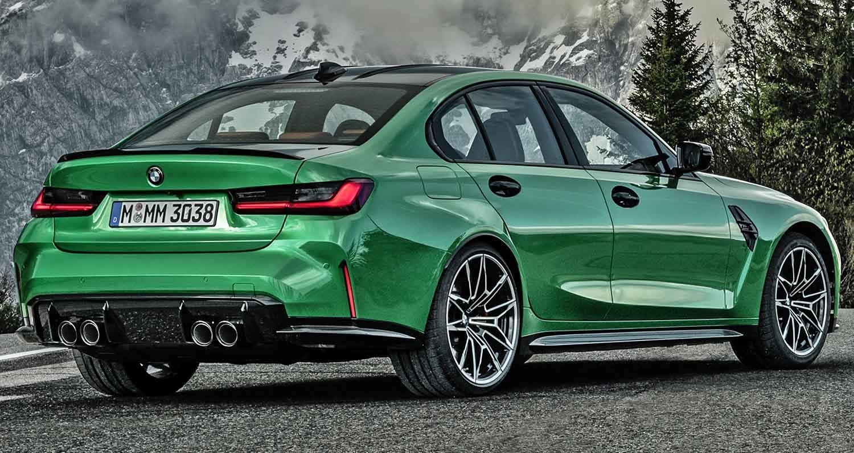 BMW M3 2021 – Aggressive Looks and Massive performance