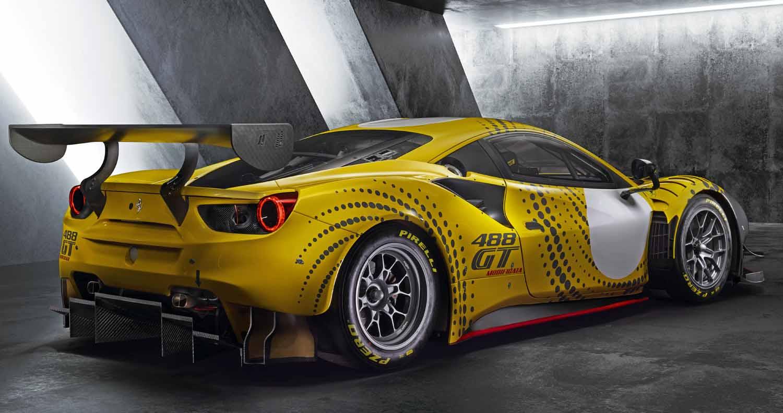 Ferrari 488 GT Modificata (2021)