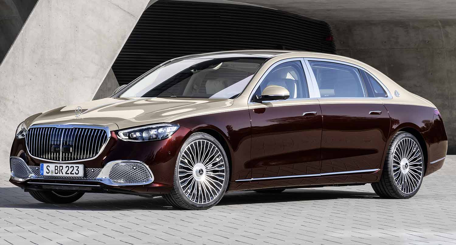 The All-New Mercedes-Maybach S-Class – Redefines The Highest Levels Of Luxury