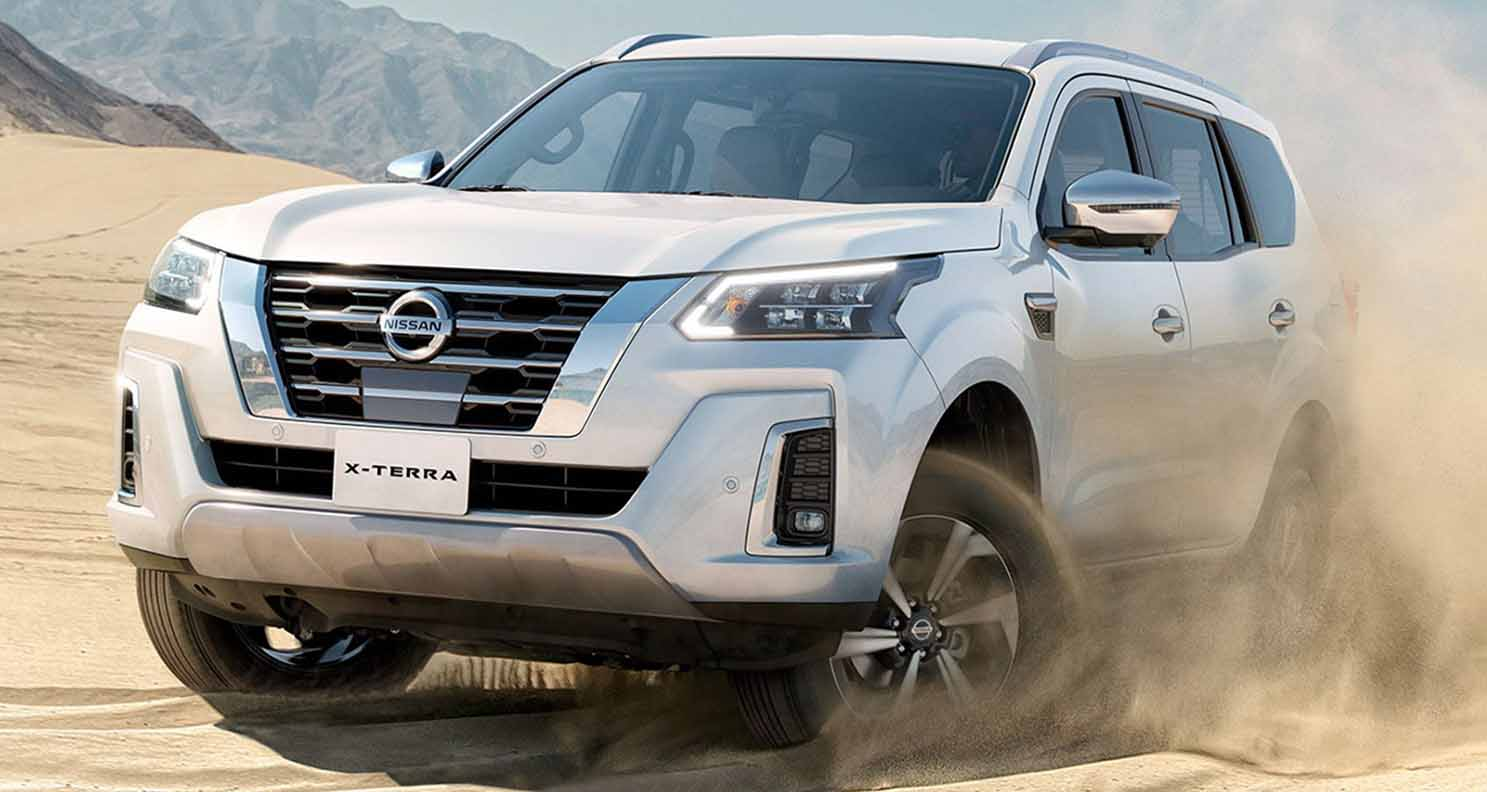 Nissan XTerrar 2021 – The Stylish and all-new SUV is hitting the market