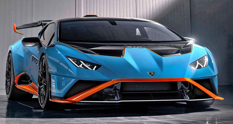 لامبورغيني هوراكان أس تي أو 2021 الجديدة تماما سيارة سباق حقيقية للطرق العامة موقع ويلز