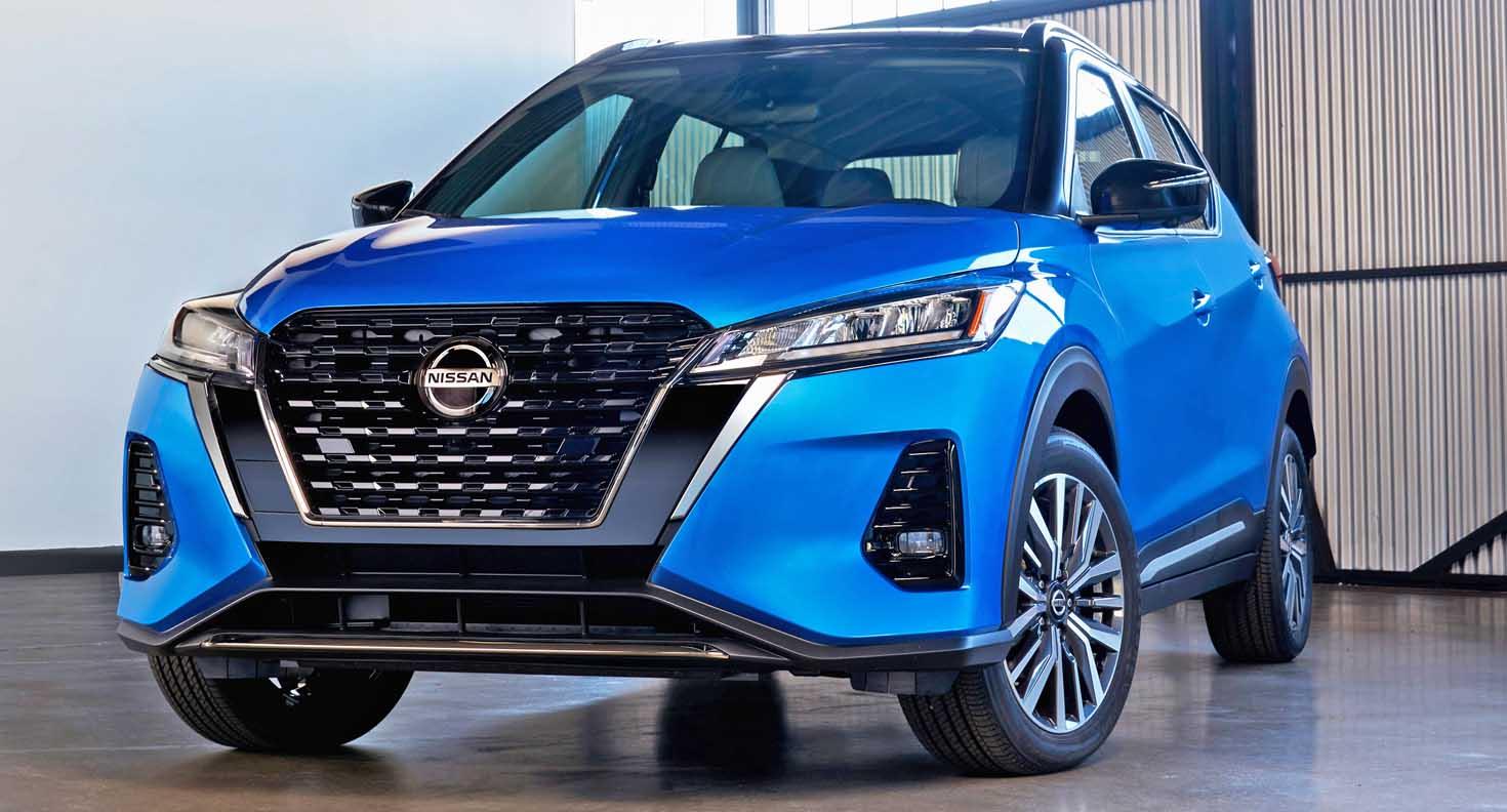 Nissan Kicks (2021) – More Attractive, Smart And Stylish