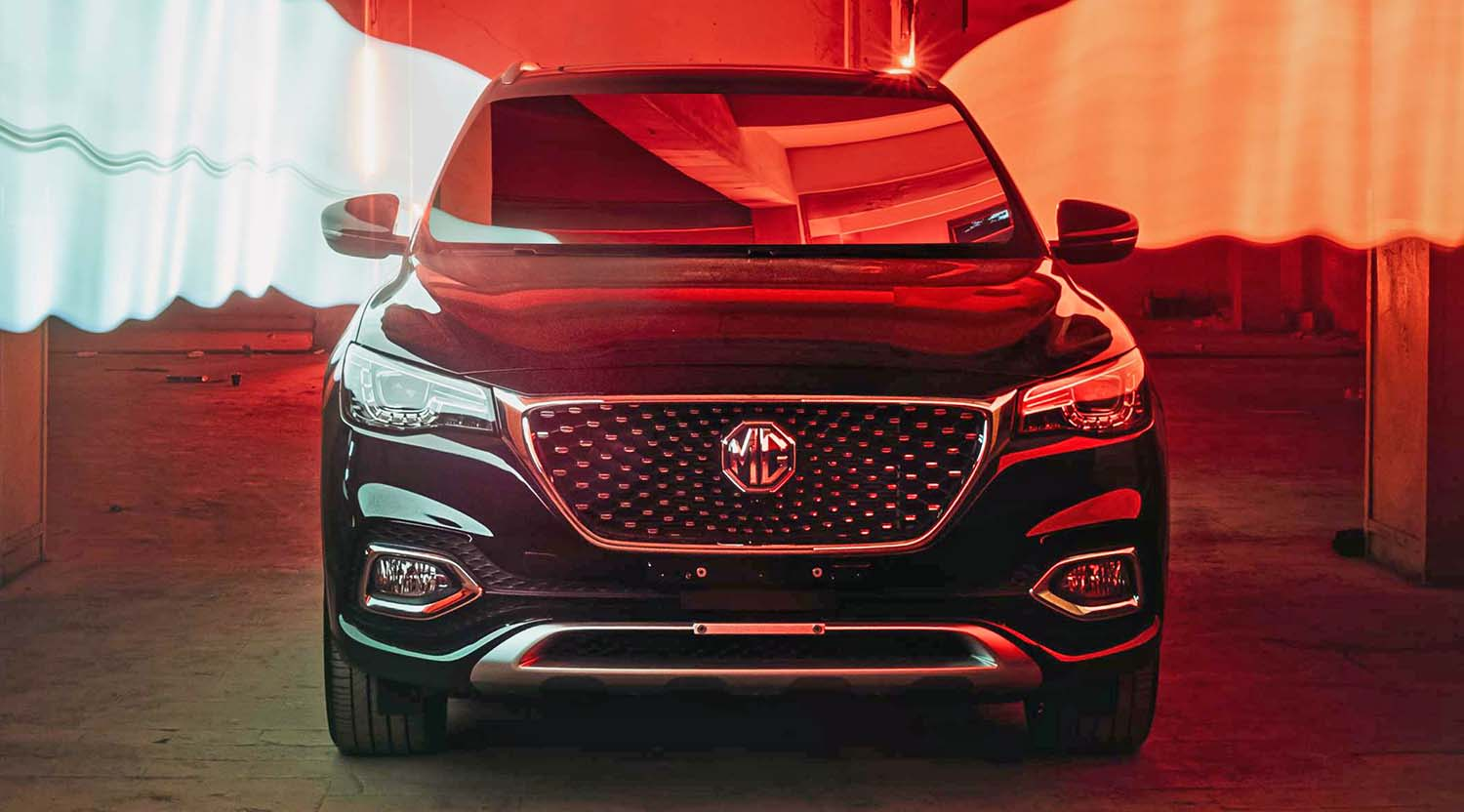 MG Enters Top 10 GCC Car Manufacturers Sales in 2020 in GCC