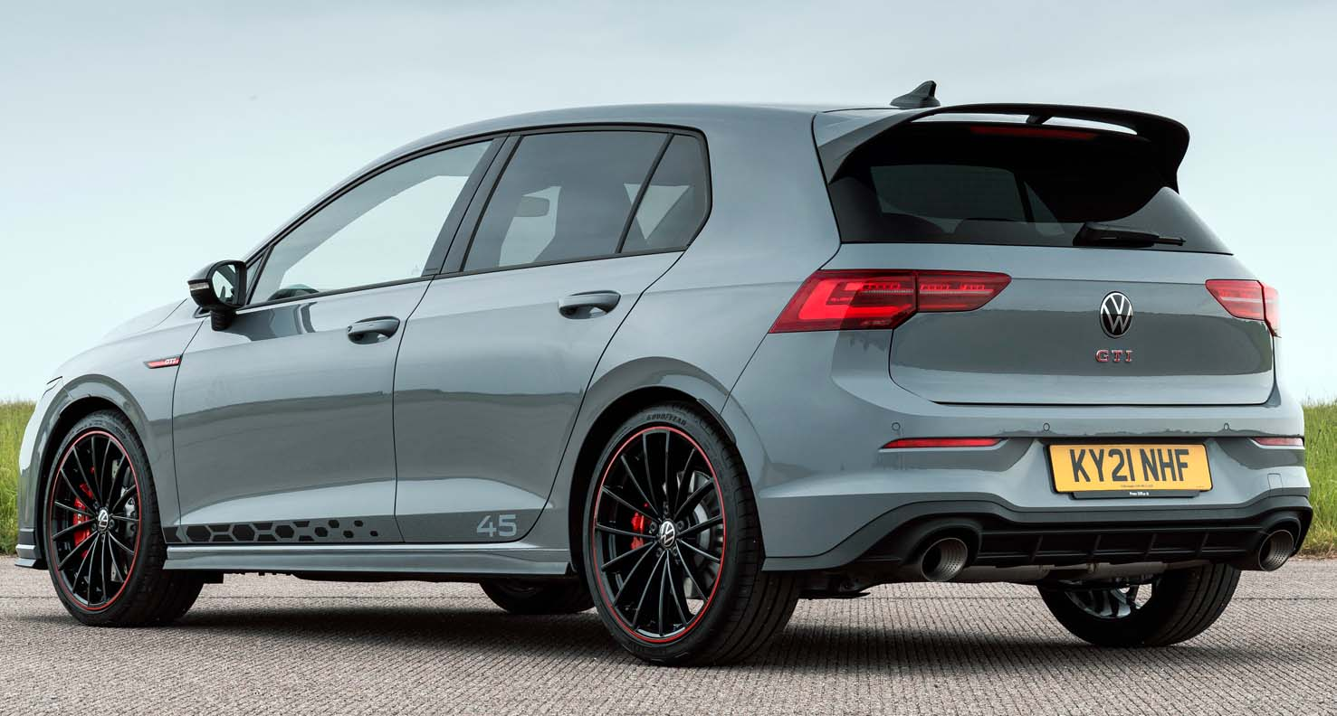 Volkswagen Golf GTI Clubsport 45 2021 – Celebrating The Birthday Of An Icon