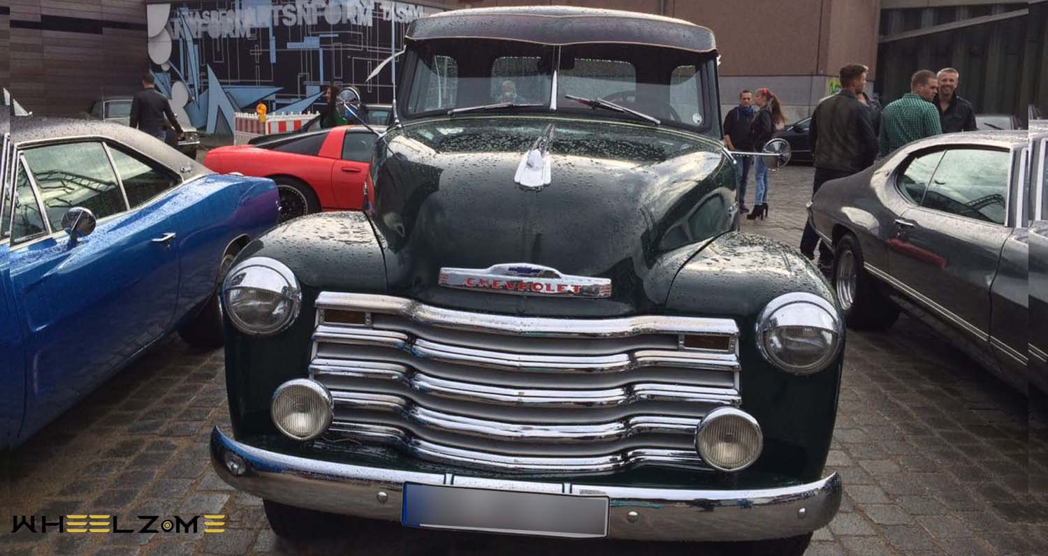 More Than 100 Years Of Iconic Chevrolet Trucks