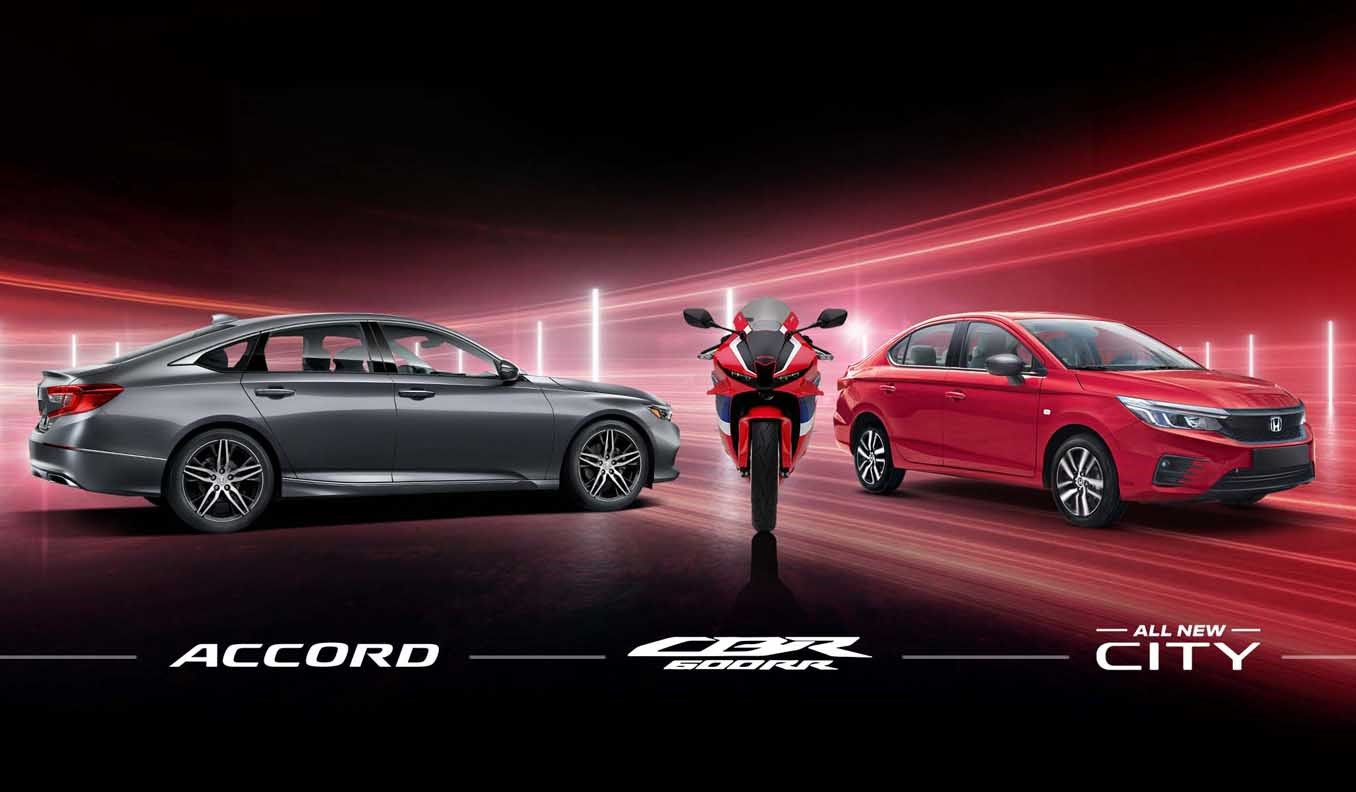 Honda Africa And Middle East Office Announces The Launch Of 3 New Products At Their First-ever Virtual Launch