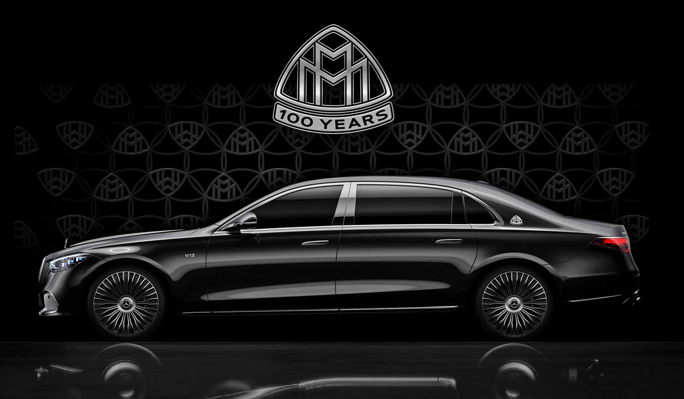 100 Years On – Why Mercedes-Maybach Is The Pinnacle Of Luxury And Creative Empowerment?